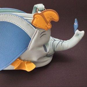 NEW Disney Dumbo Faux Leather Bag